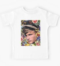 Bad Boy with Flowers Kids Clothes