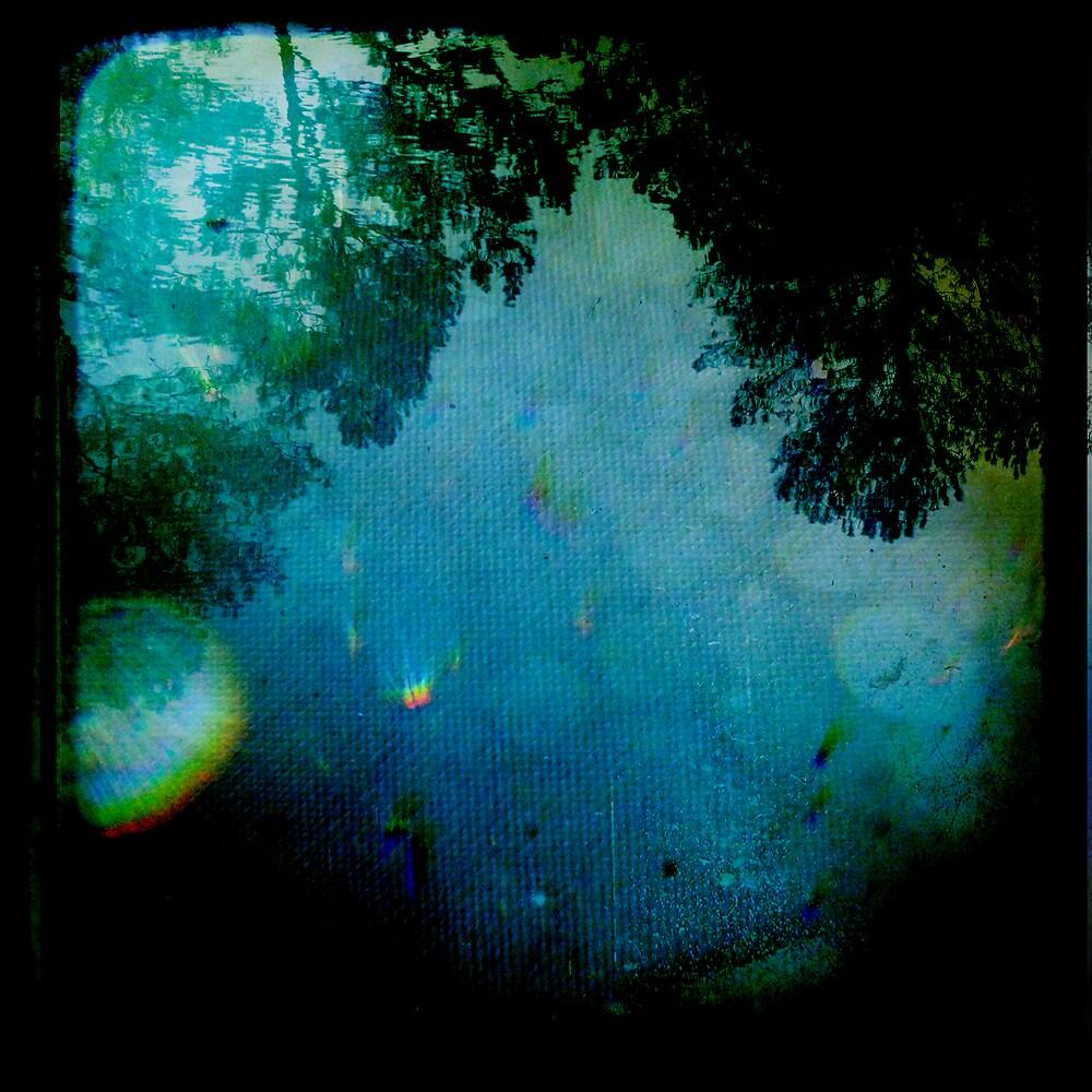 aqua silhouettes by Morgan Kendall