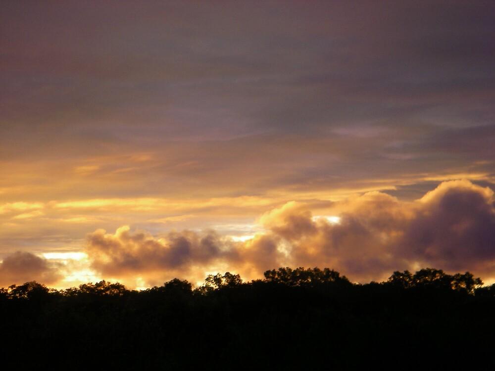 Sunrise in September by KristiansKreati