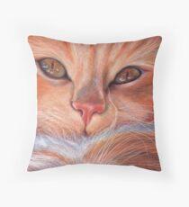 Soft Kitty, Warm Kitty... Throw Pillow