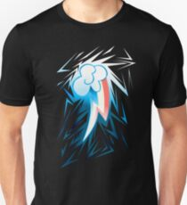 Shards of Rainbow Dash's Cutiemark Unisex T-Shirt