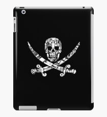 Digital Scallywag iPad Case/Skin