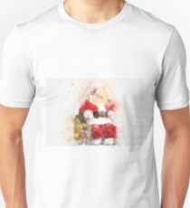Merry Christmas from Classic Santa T-Shirt