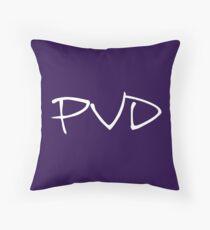 PVD - Providence Throw Pillow