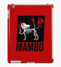 MAMBO FARTING DOG iPad Case/Skin