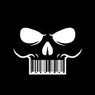 Barcode Skull by R-evolution GFX