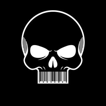 CONSUMER. -black- by RevolutionGFX