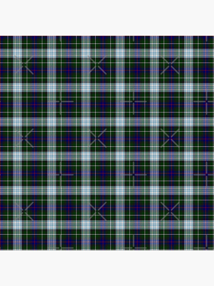 Clan Mackenzie Tartan by TLTextiles