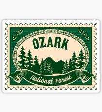 Ozark National Forest Sticker
