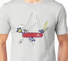 Hylian Army Knife Unisex T-Shirt