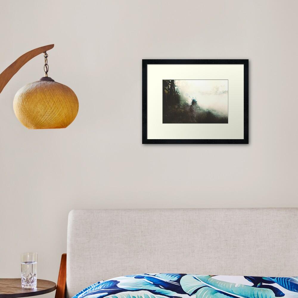 Sylvaine Framed Art Print