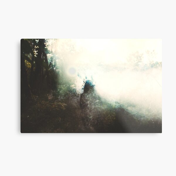Sylvaine Metal Print