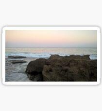 Soft Sunset in Australia Sticker