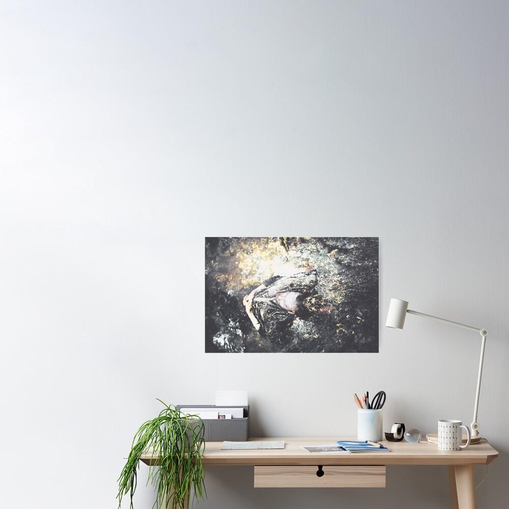 Une Mer de Cuivre Poster