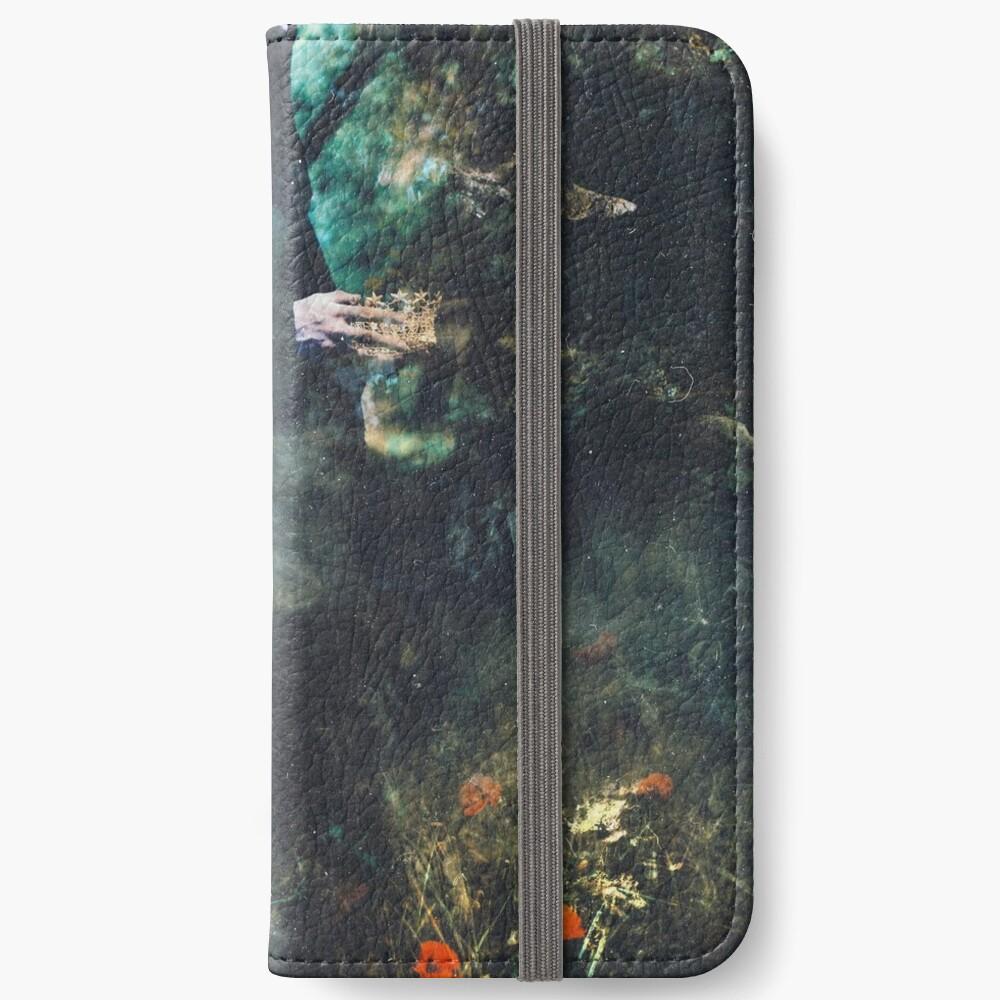 Les Premières Lueurs de l'Automne iPhone Wallet