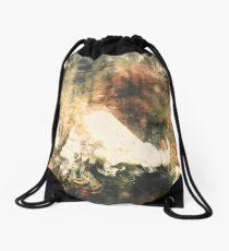 Aux Lueurs Passées Drawstring Bag