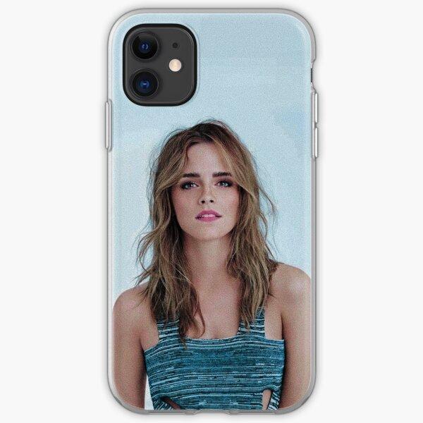 Emma Watson iPhone Soft Case