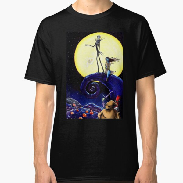 The Nightmare Before Christmas Classic T-Shirt