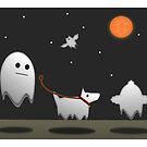 Boo Buddies by Melissa-Leckie