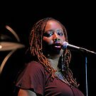 Sultry Songstress by Nina Simone Bentley