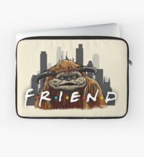 He'll Be There For You  Laptop Sleeve