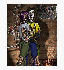 Graff and Celeste Photographic Print