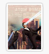 The Manhattan Project Sticker