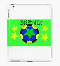 2018 Brazil Ball iPad Case/Skin