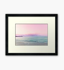 tropical,tropical Framed Print
