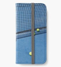 Tennis court iPhone Wallet/Case/Skin