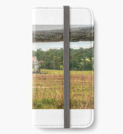 Renovators Delight ... Framed iPhone Wallet