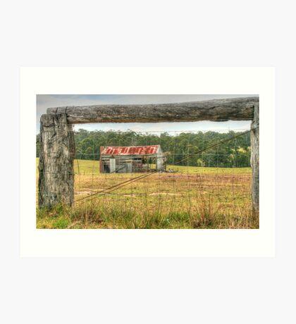 Renovators Delight ... Framed Art Print