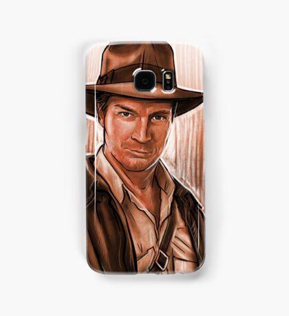 Indiana Fillion Samsung Galaxy Case/Skin