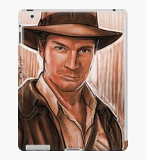Indiana Fillion iPad Case/Skin