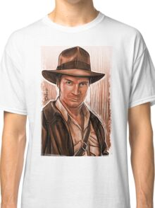 Indiana Fillion Classic T-Shirt