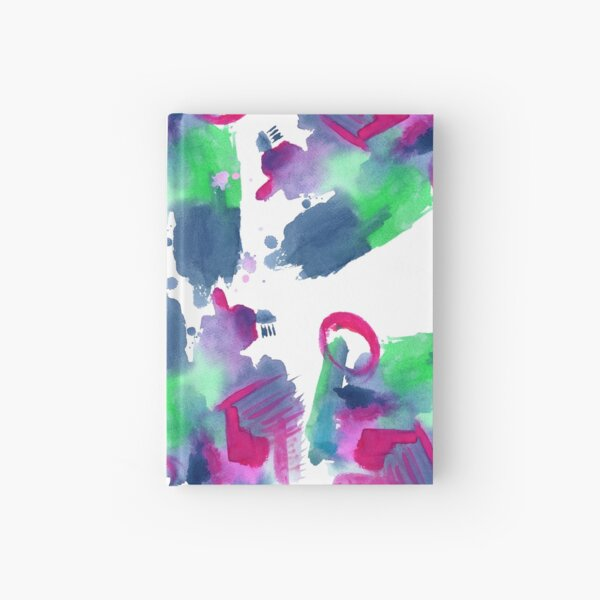 Abstract  Hardcover Journal