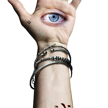 Hand Eye possess a Vision by wademcm