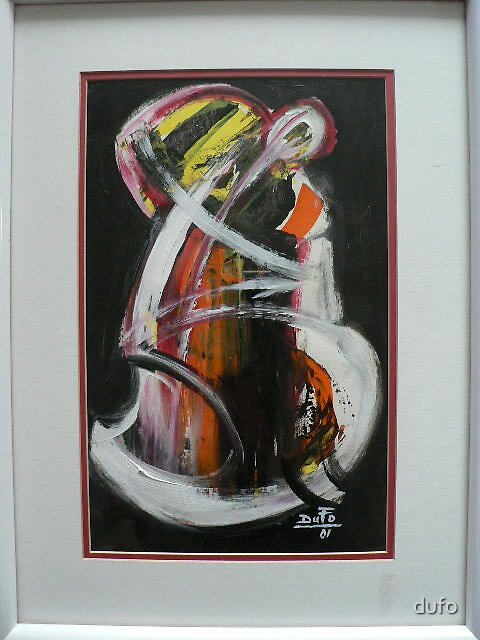 double bass by dufo
