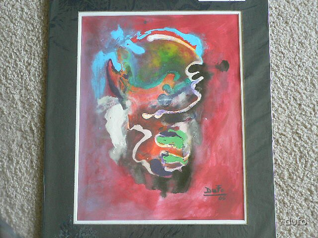 face by dufo