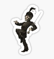 The Black Parade is Dead! Sticker