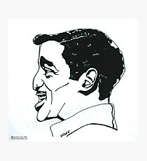 Sammy Davis Jr. Photographic Print
