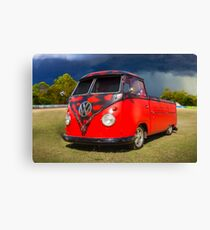 Combi Pickup Canvas Print