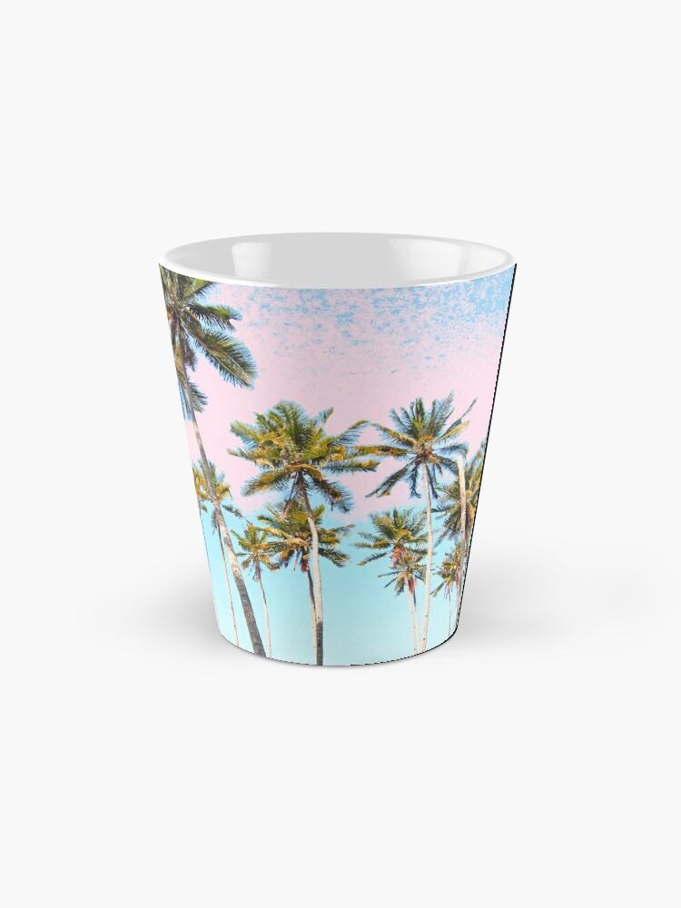 Alternate view of Coconut Palms #redbubble #decor #buyart Mug