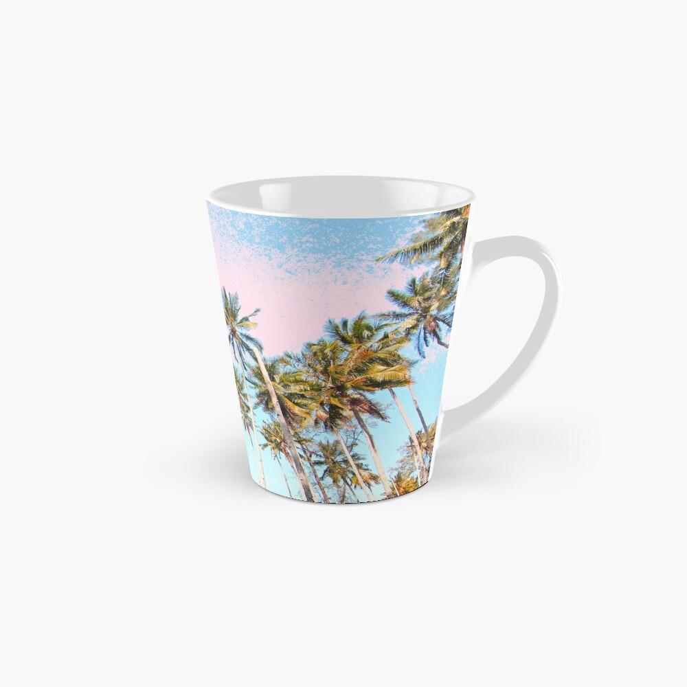 Coconut Palms #redbubble #decor #buyart Mug