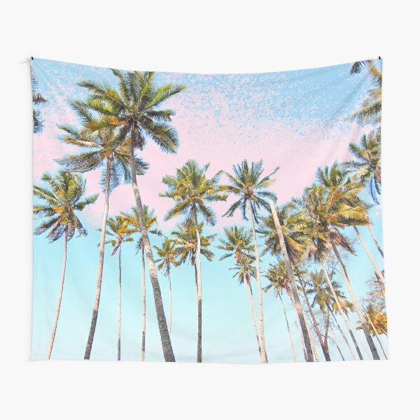Coconut Palms #redbubble #decor #buyart Tapestry