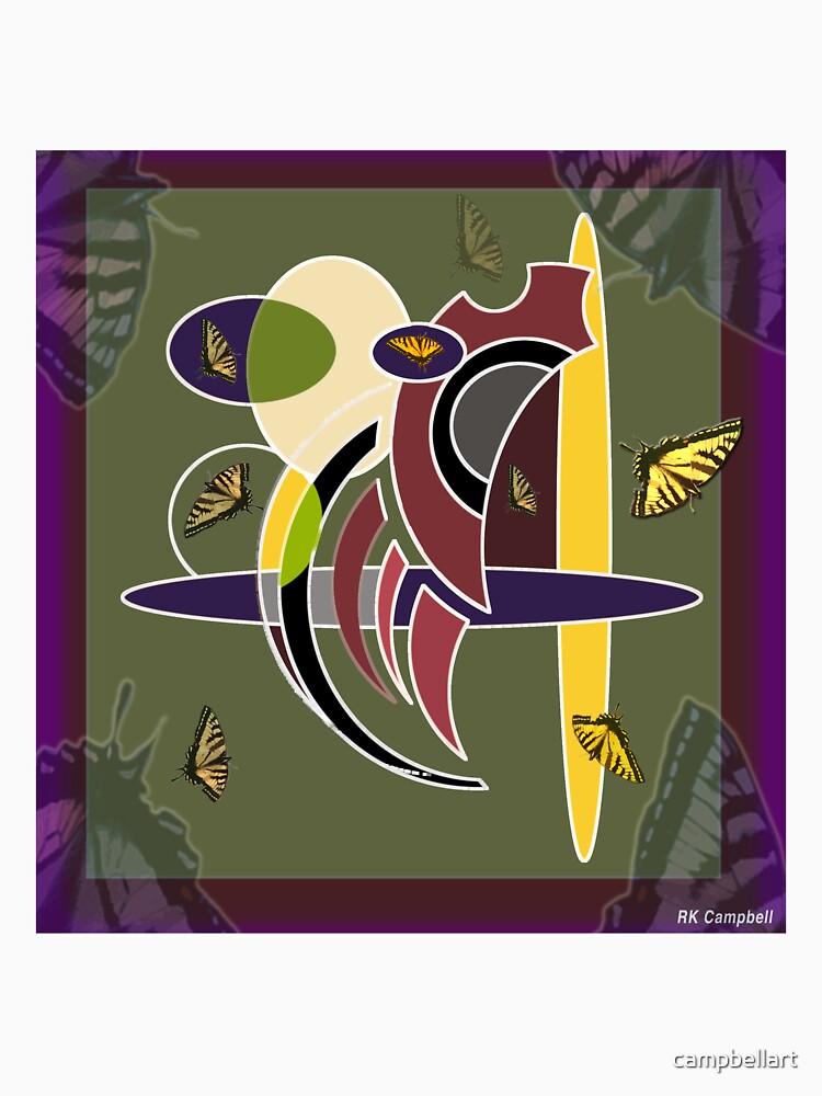 Butterfly Art by campbellart
