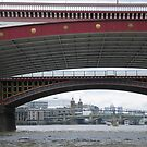 Blackfriars Bridge, London by ChelseaBlue