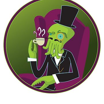 Gentleman Cthulhu by thesnuttch