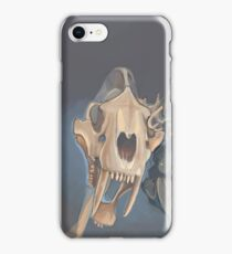 Smilodon iPhone Case/Skin