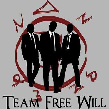 Team Free Will by Raika